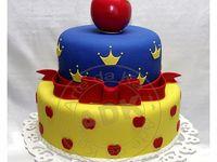 Cake - Disney inspired