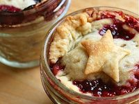 Food in Jars and Cups