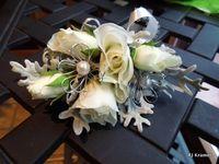 Bridal arrangements bouquets and corsages