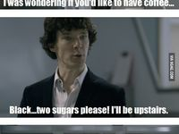 A Sherlock, Martin Freeman & Benedict Cumberbatch appreciation board (expect lots of love for Louise Brealey, Amanda Abbington, Rupert Graves, Mark Gatiss et al.)