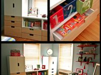 Kid friendly rooms and decor