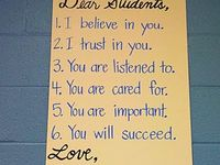 Great ideas for school!
