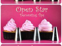 Cupcake Accessories & Techniques