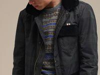 Young men's fashion