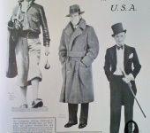 Mountain men attire 1920-1926