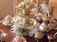 Who Doesn't Love a Tea Party????