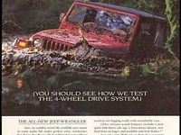 Jeeps, jeep parts, accessories and other things jeep related