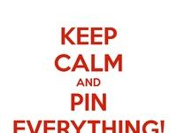 Pinterest & Keep Calm