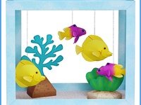 Creative ideas for kids. Simple papercraft and frugal fun.
