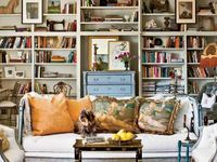 Built-ins, Bookcases, Bookshelves, Libraries & Unusual Cabinets