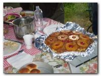 Using Dutch ovens for survival food preparation
