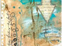 Journals/mixed media