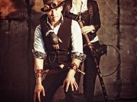 Fun things I come across while researching Steampunk for a book.
