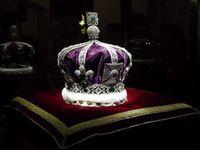 British Crown And Royal Jewels