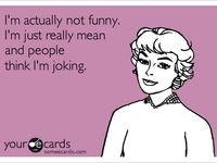 Laughter Is Good For The Soul