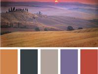 Tuscan & Mediterranean Decorating Ideas