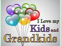 Grand Kids & Grandma & Grandpa
