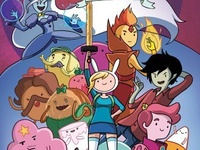 Adventure time Fionna in cake