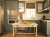 kitchen dreams: layout