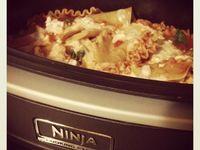 Ninja cooking system and Crockpot   & recipes