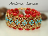Bead patterns bracelets
