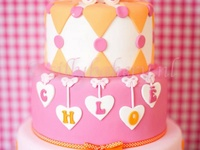 Baby showers cakes