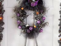 Halloween Wreath Ideas