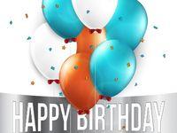 ✿* Happy Birthday Cards *✿