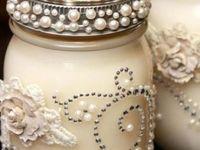 DIY - Bottles, Dishes, Glassware & Jars