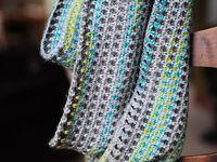 Crochet UK scarves