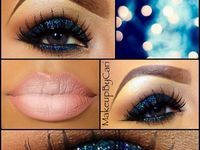 Flawless Eyes and Brows and Stunning lashes♡