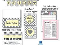 Games for kitchen tea/bridal shower
