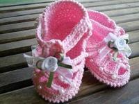 crochet baby.