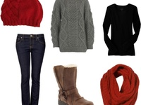 Cozy Casual Winter Outfits