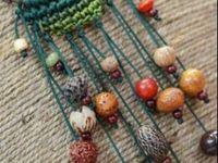 Beaded Crochet Jewelry