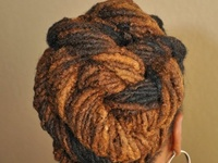 favorite loc styles that i actually want to try one day. i don't like pins, so they have to be totally pin-free...