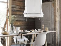 Tables and dining spaces