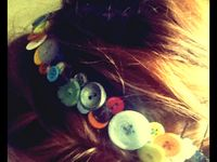 headbands, bows, flowers