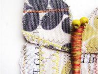 Art - Textiles, fibres, felting, Shibori etc