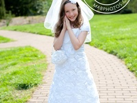 ideas for Nicolette and Gianna's Communion