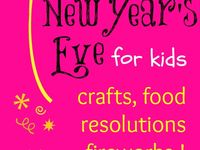 Decor, games, food, places,etc. for NYE!!