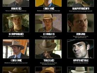timothy Olyphant- Justified ( Mr. Hottie)