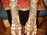 Mehndi,henna whatever you may call it...