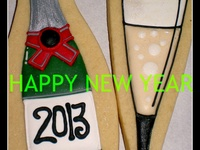 cookies-new year's eve