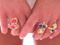 Accessories are a girls best friend!