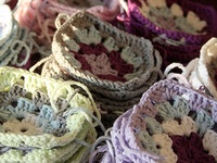 crochet :: granny squares & granny inspiration