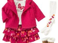 Toddler Style...for the lil' diva!