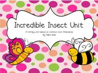 Teaching Ideas: Insects & Bugs
