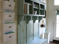 Entry, Laundry and Mudroom