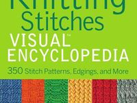 Knit Stitches that don't curl and regular stitches. Now that awesome!!!